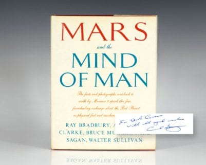 Mars and the Mind of Man.