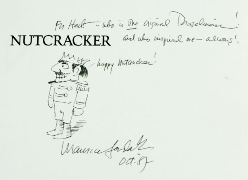 Nutcracker.