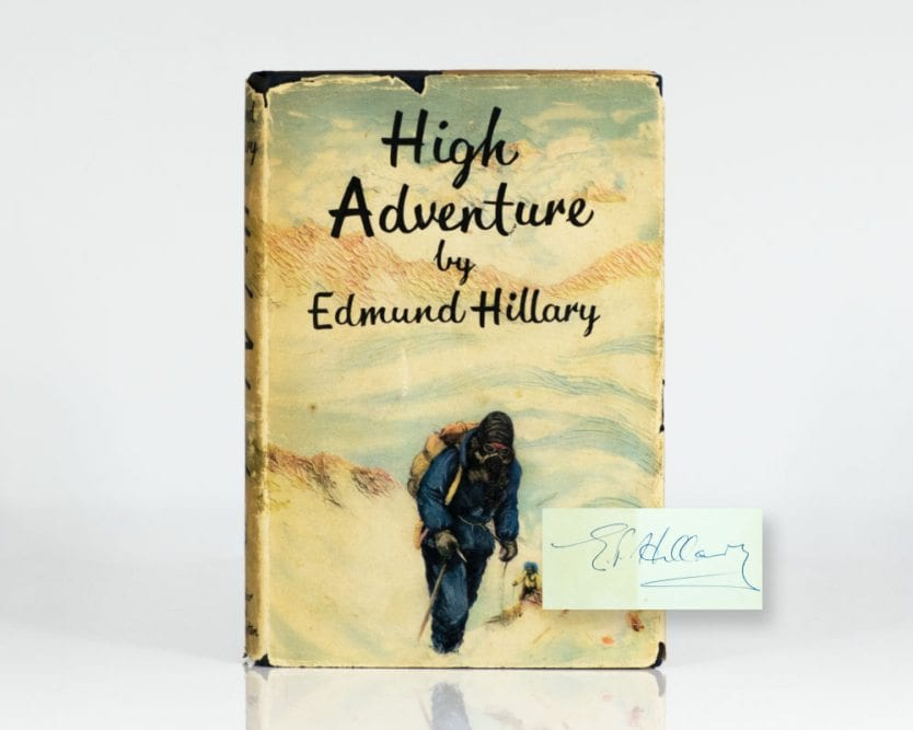 High Adventure.