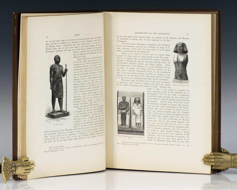 picturesque famous living artists today. Egypt  Descriptive Historical and Picturesque