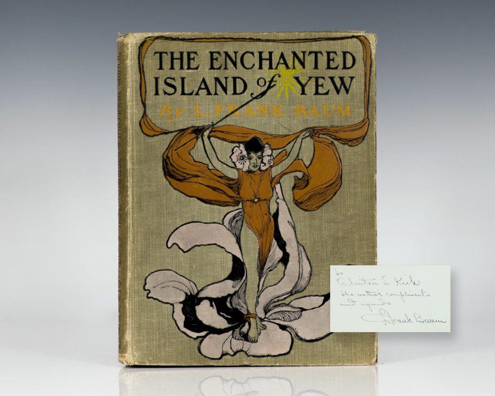The Enchanted Island of Yew.