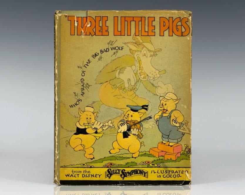 Three Little Pigs.