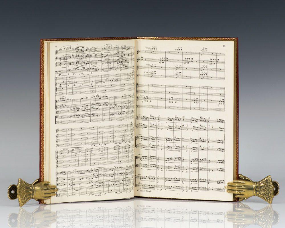 Symphonies I-VI.