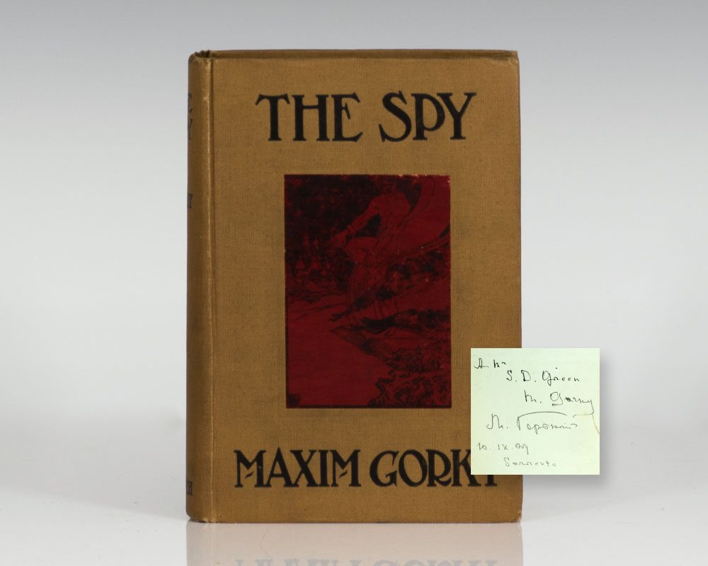 The Spy: The Story of a Superfluous Man.