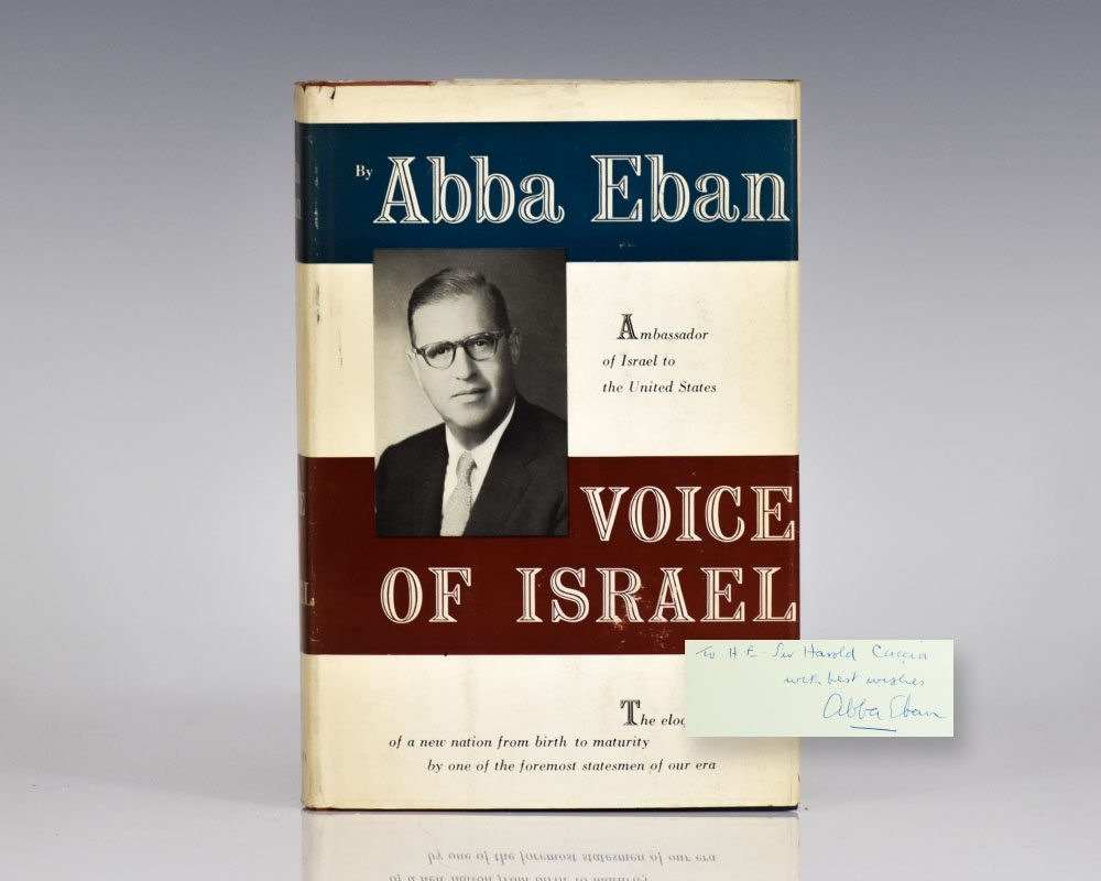 Voice of Israel.