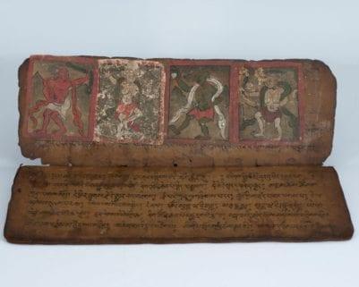 Portable Tibetan Devotional Hand-Book.