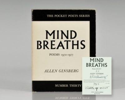 Mind Breaths: Poems 1972-1977.