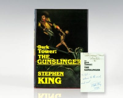 The Dark Tower: The Gunslinger.