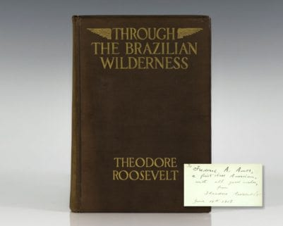 Through the Brazilian Wilderness.