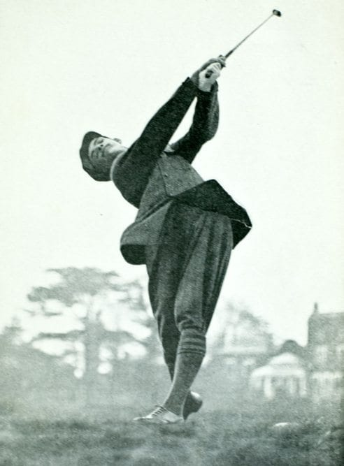 Present-Day Golf.