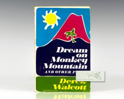 Dream on Monkey Mountain and Other Plays.