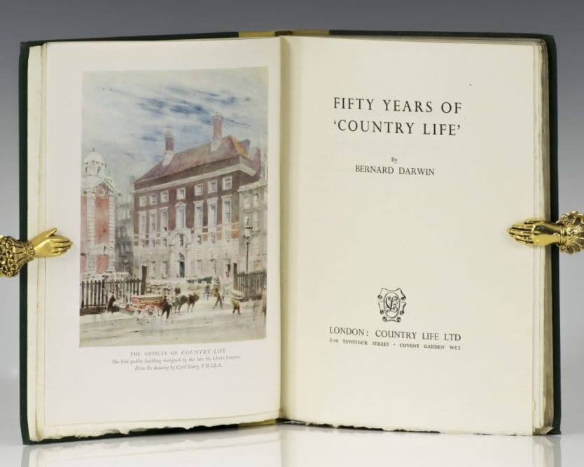 Fifty Years of 'Country Life'.