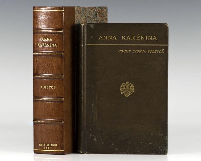 Anna Karenina.