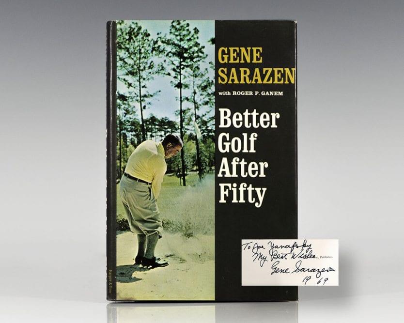 Better Golf After Fifty.