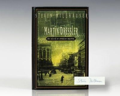 Martin Dressler: The Tale of an American Dreamer.