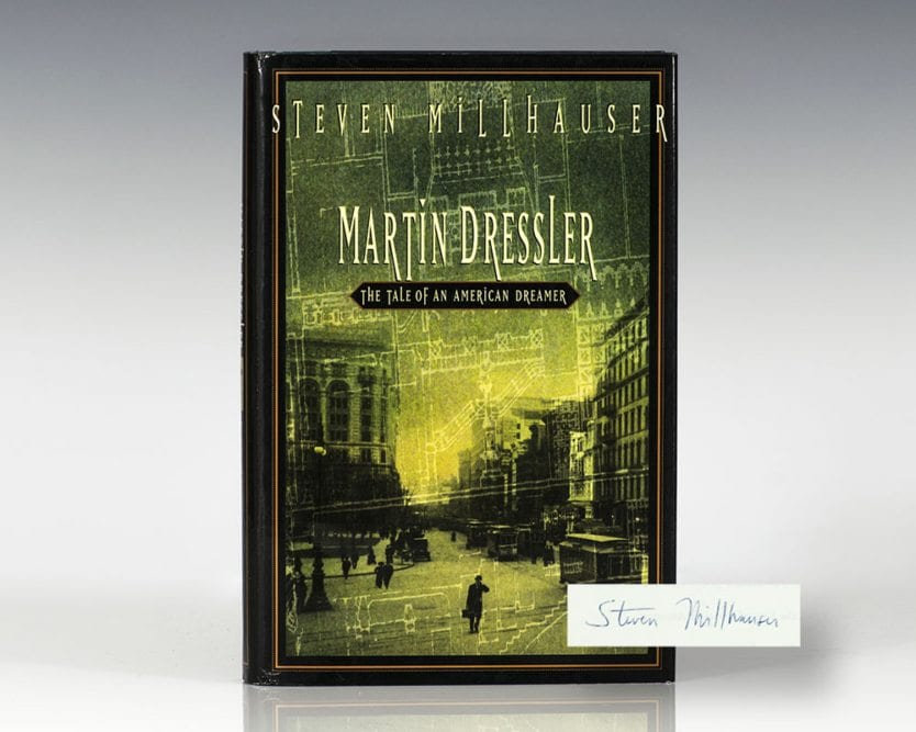 Martin Dressler: The Tale of an American Dreamer.