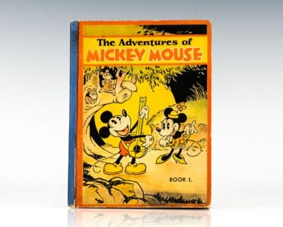 The Adventures of Mickey Mouse: Book 1.