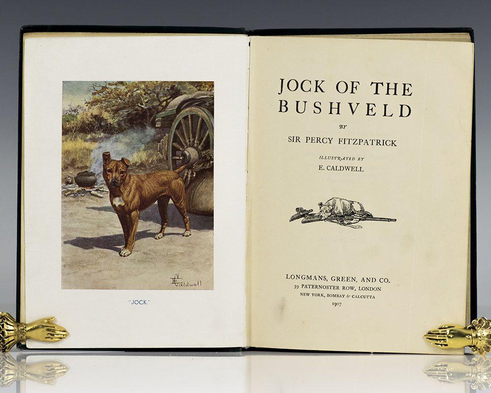 Jock of the Bushveld.