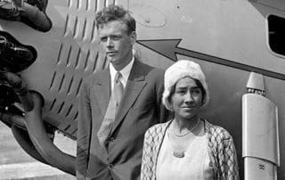 The Literary Lives of Charles and Anne Morrow Lindbergh