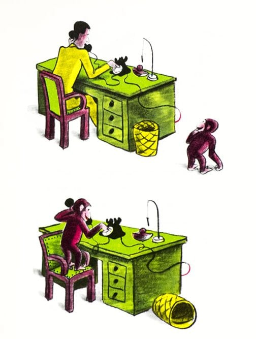 Curious George.