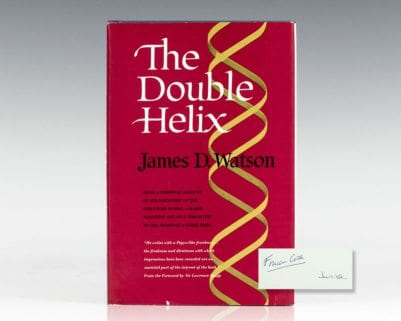 The Double Helix: A Personal Account of the Discovery of the Structure of DNA.