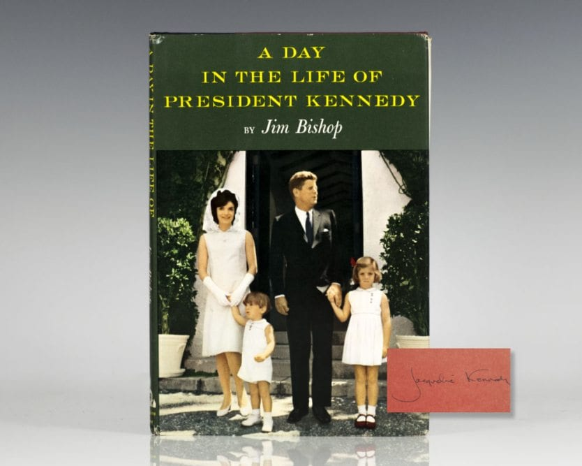 A Day in the Life of President Kennedy.