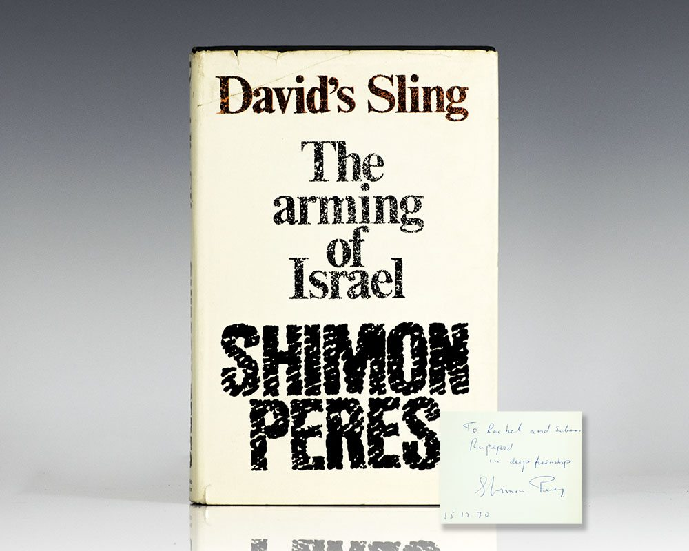 David's Sling: The Arming of Israel.