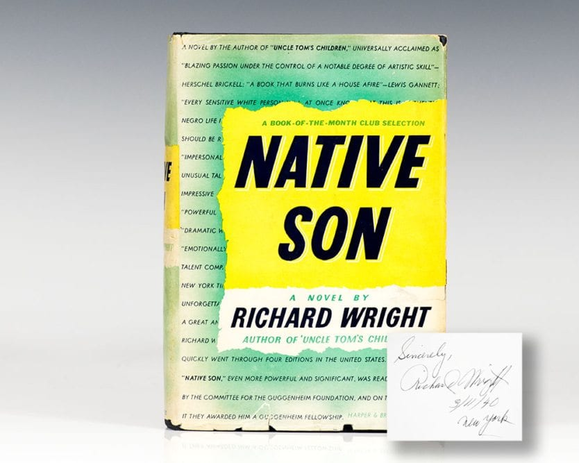 Native Son.
