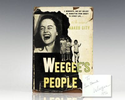 Weegee's People.