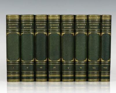 The Orations of Marcus Tullius Cicero.
