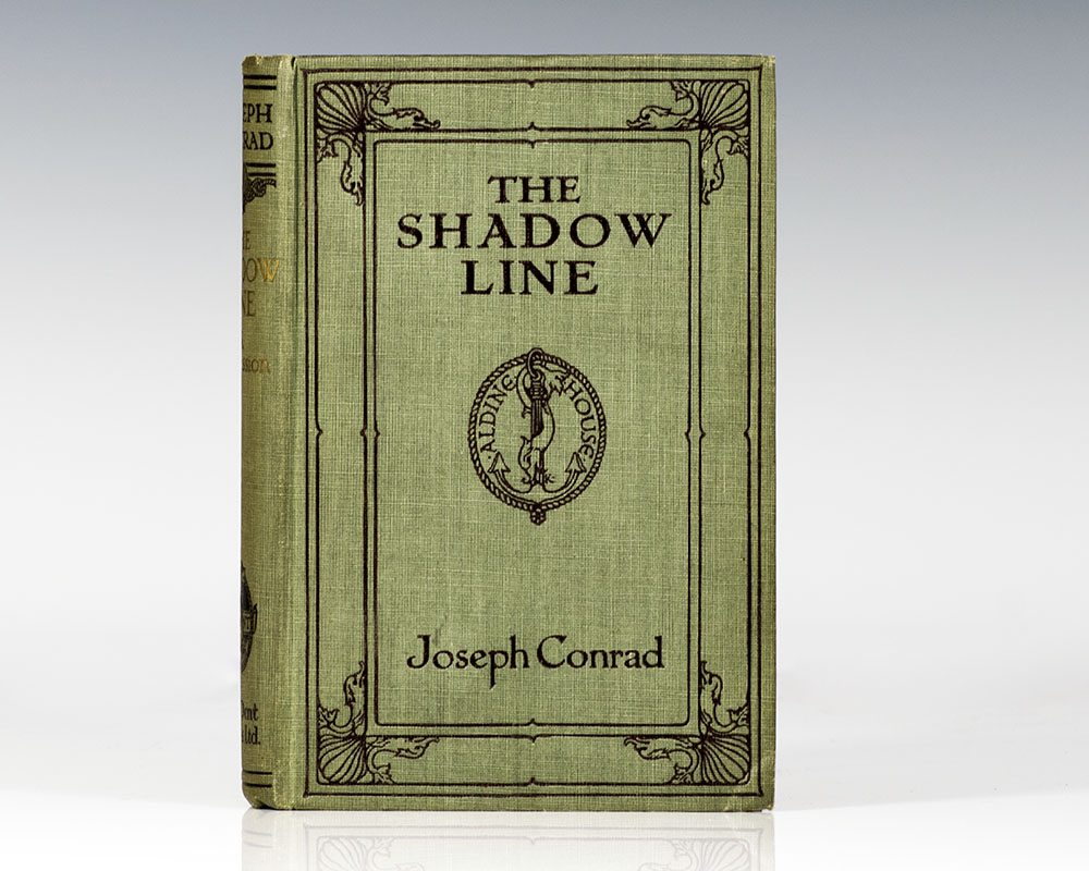 The Shadow-Line: A Confession.