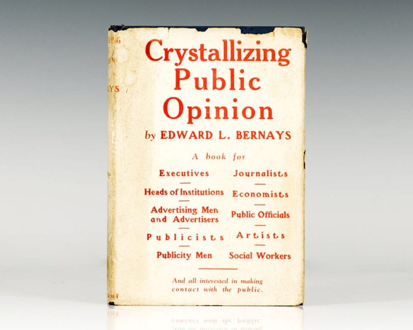 Crystallizing Public Opinion.