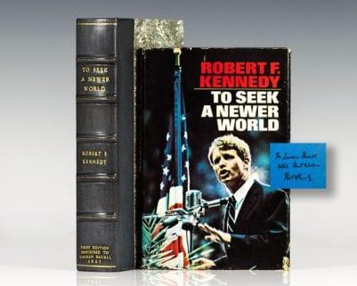 To Seek A Newer World.