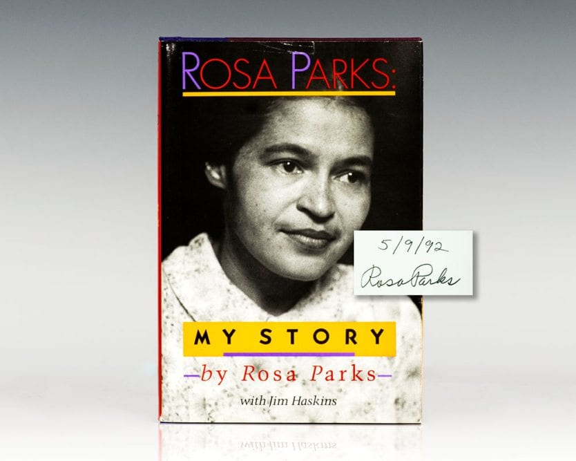 Rosa Parks: My Story.