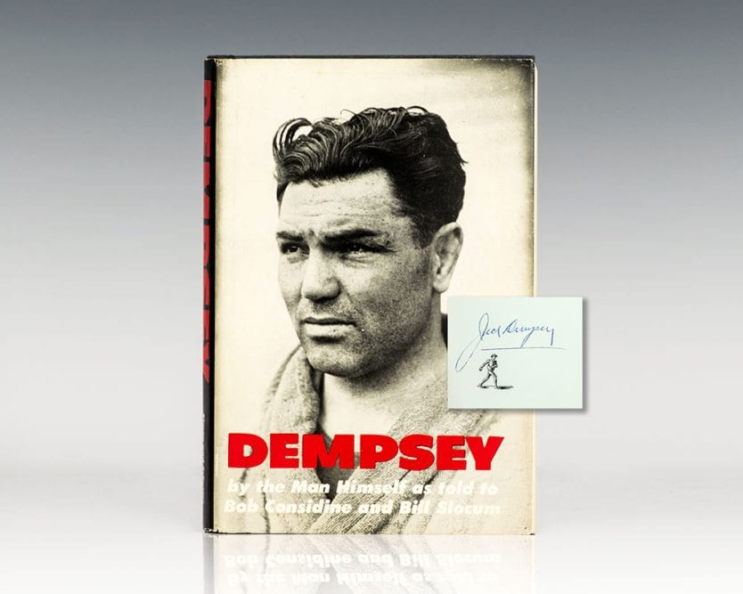 Dempsey: By the Man Himself.