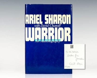 Warrior: An Autobiography.