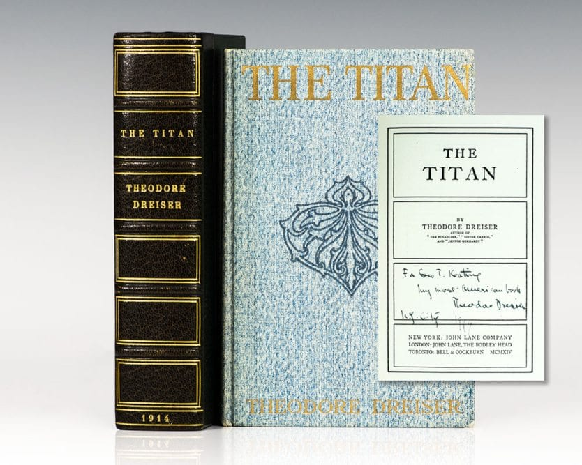 The Titan.