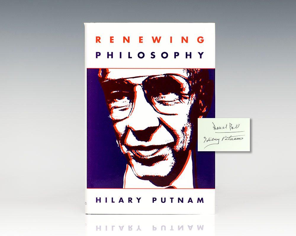 Renewing Philosophy.