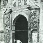In Morocco.