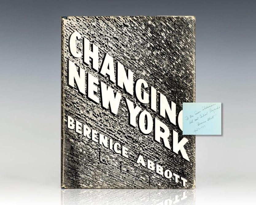 Changing New York.