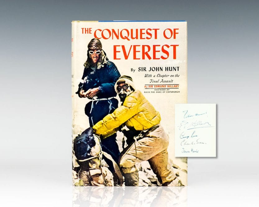 The Conquest of Everest.