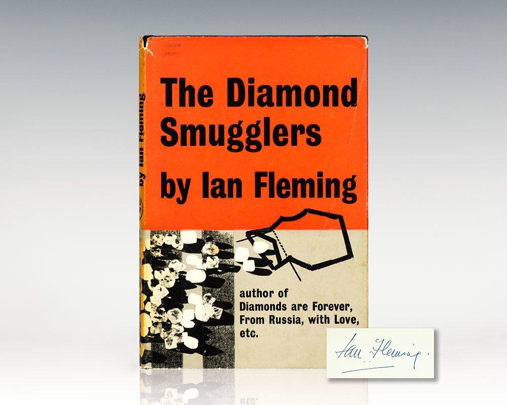 The Diamond Smugglers.