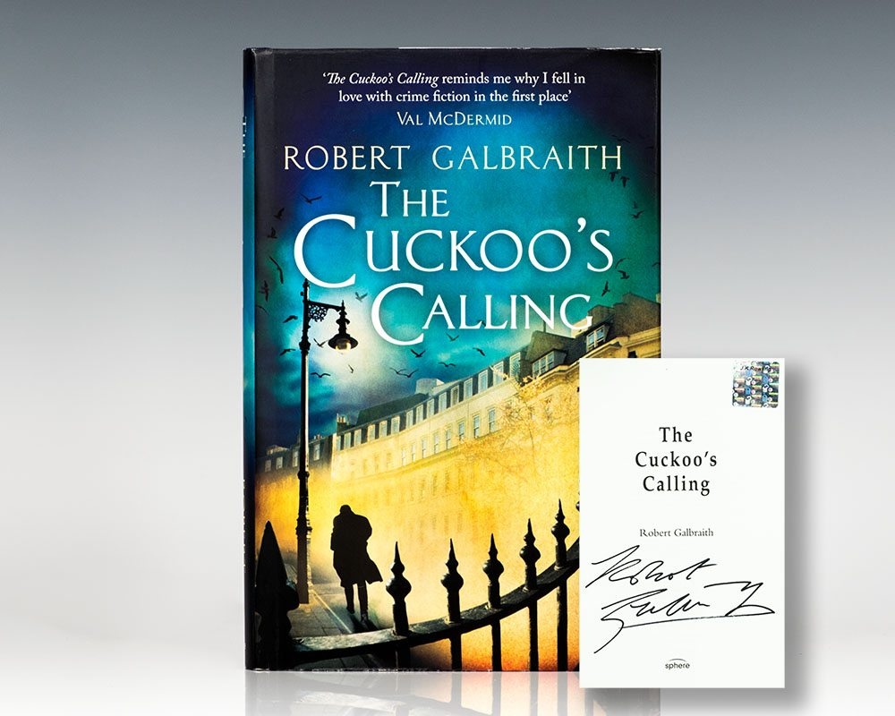 The Cuckoo's Calling.