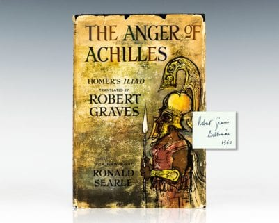 The Anger of Achilles: The Iliad.