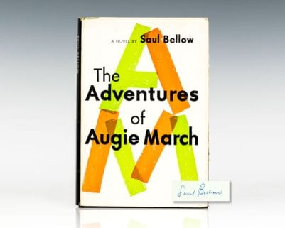 The Adventures of Augie March.  Copy