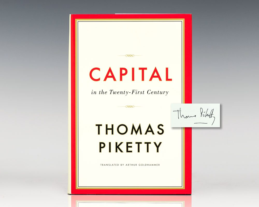 Capital In the Twenty-First Century.