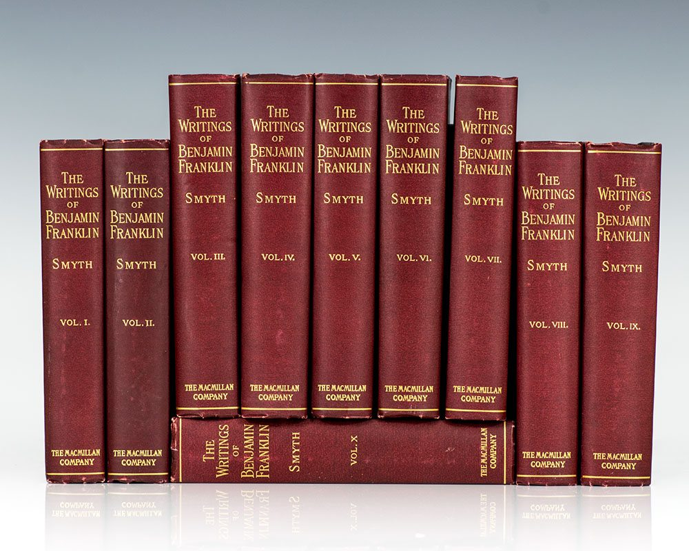 The Writings and Works of Benjamin Franklin.