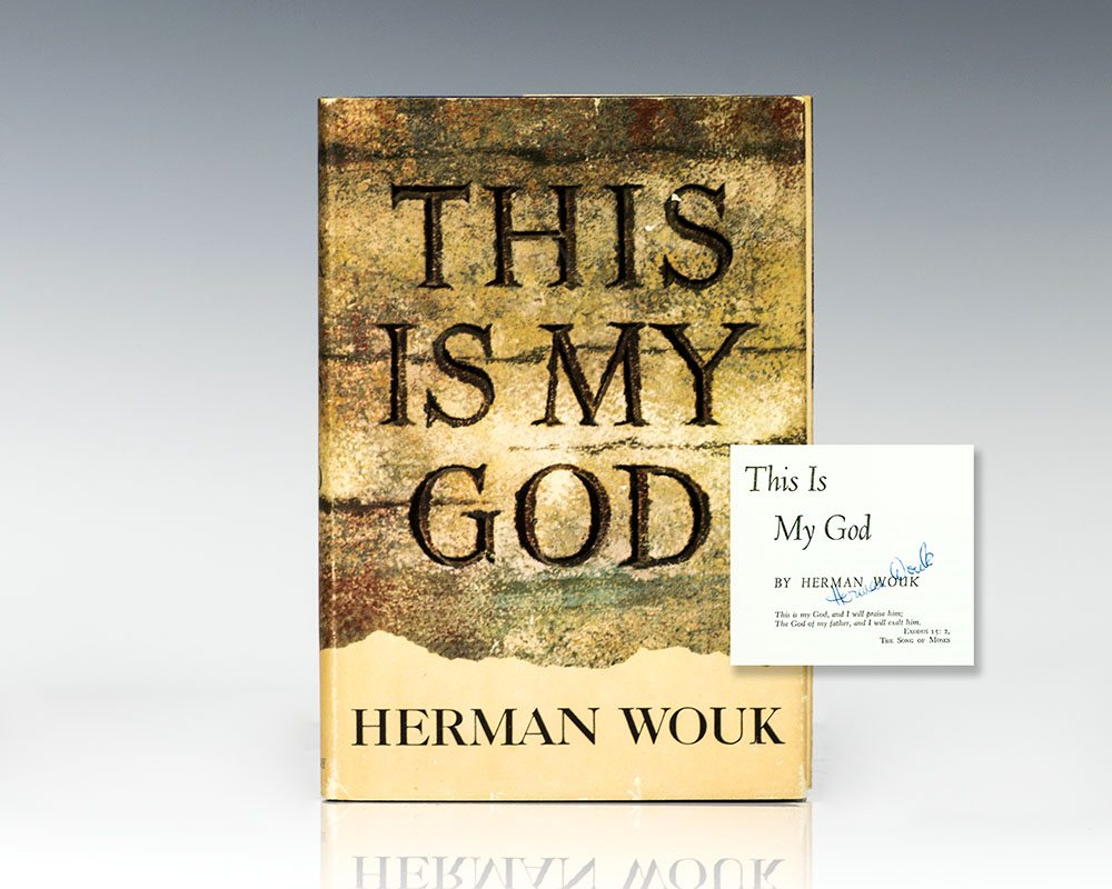 This Is My God.