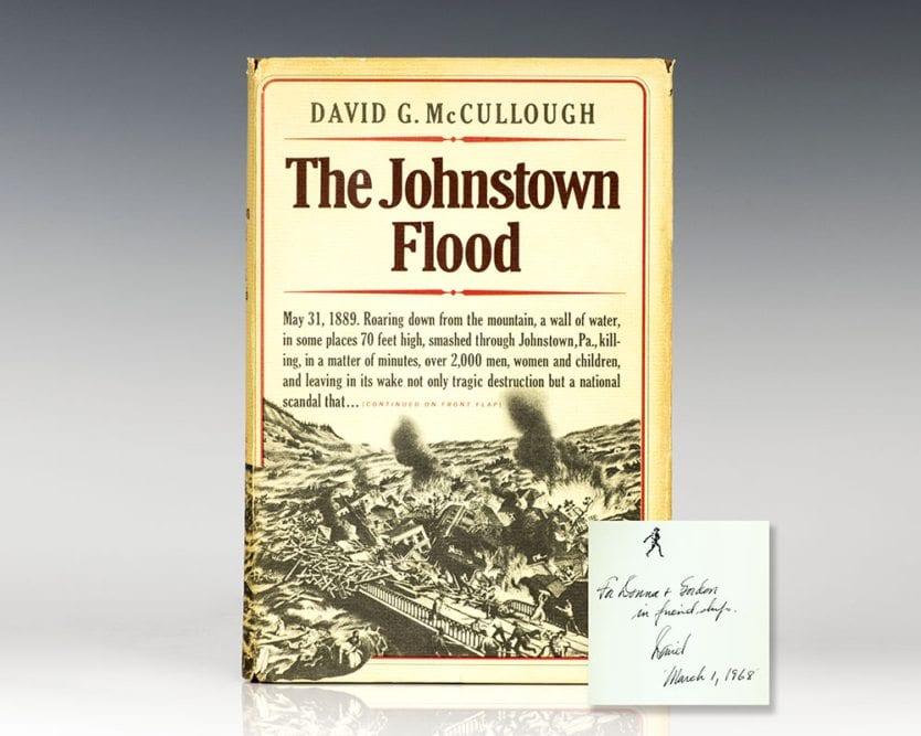 The Johnstown Flood.
