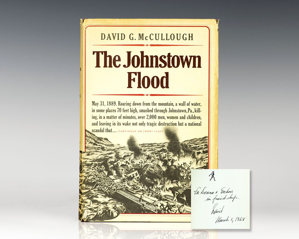 The Johnstown Flood.